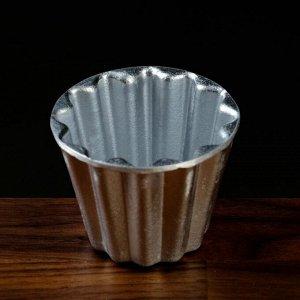 Форма для кексов 8х6 см