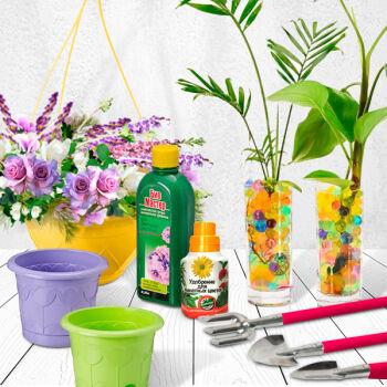 ✌ ОптоFFкa * Всё для удобного хранения — Всё для домашних растений — Кашпо и горшки