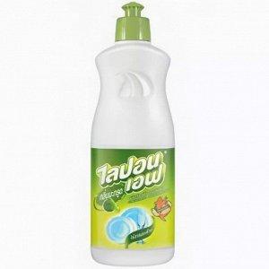 "LION ""Lipon"" Средство для мытья посуды  800мл (пуш-пул)  Super Lemon"