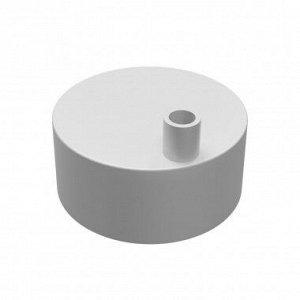 Комплект скрытого подключения Lemark LM0101W для электрического полотенцесушителя, белый