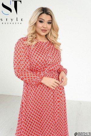 Платье 68213