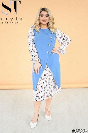 Платье 68201