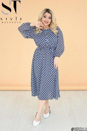 Платье 68211
