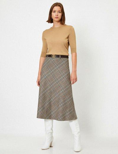 Джинсы, футболки, платья Koton. — Платья, юбки — Юбки