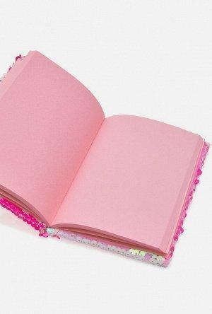 Блокнот дет. Mcpherson розовый