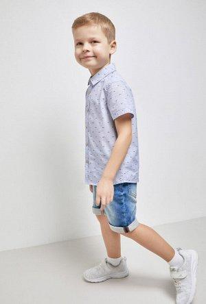 Шорты джинсовые детские для мальчиков Rabaul синий