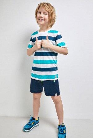 Шорты детские для мальчиков Sneezy темно-синий