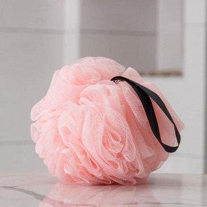 Мочалка для тела SAVANNA «Нежность», 90 гр