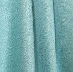 Комплект штор (2 шт*200 см) цвет тиффани100% блэкаут