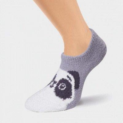 Колготки, чулки, носки от лучших мировых брендов — Подследники плюшевые