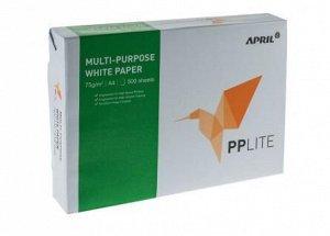 Бумага PP Lite A4 75г/м2 CIE 156% 500 листов
