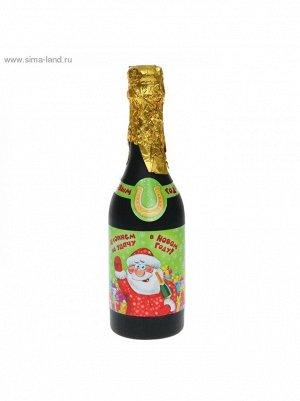 Хлопушка пружинная 30 см шампанское Хлопнем на удачу серпантин фольга