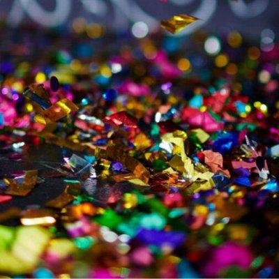 Готовимся к пасхе вместе с Чулком Совы 💫✨ — Конфетти и серпантин — Воздушные шары, хлопушки и конфетти