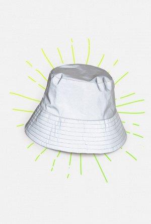 Шляпа детская Karly серый