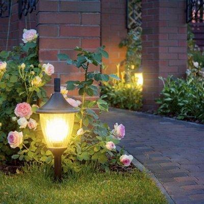 EuroДом🌂Зонты,дождевики-у природы нет плохой погоды! — Садовое освещение — Инструменты и инвентарь