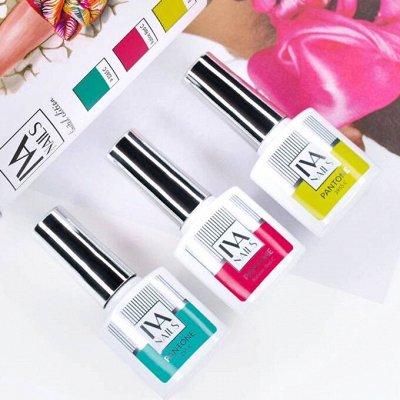 Гель-лаки, аксессуары для маникюра — Гель-лак IVA Nails