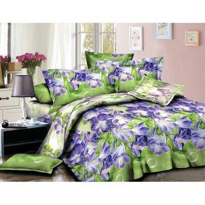 ECOLAN — домашний текстиль, яркие принты! Наматрасники — Постельное белье (полисатин) - евро — Двуспальные и евро комплекты