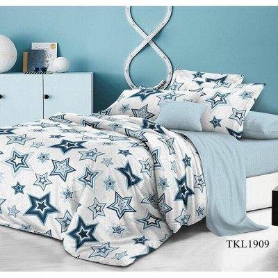 ECOLAN — домашний текстиль, яркие принты! Наматрасники — Постельное белье (сатин) - 2сп люкс — Двуспальные и евро комплекты