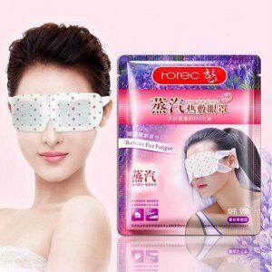 Расслабляющая тепловая маска для снятия усталости с глаз.Horec Relieve Eye Fatigue