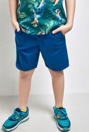 Шорты детские для мальчиков Shark синий
