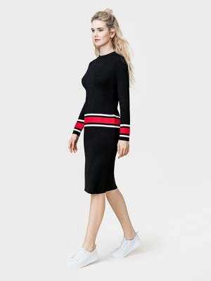 Платье м. 1270940st1399 Вязаный трикотаж POMPA