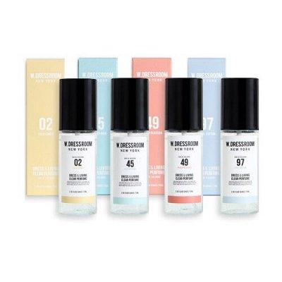 Premium Korean Cosmetics ☘️Раздача за 3 дня.🎁 Акция МАЯ🎈 — W.DRESSROOM Ароматы для дома — Парфюмерные наборы