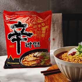 Корея, Япония- лапша, соусы, снеки, доставка 3дня — DOSHIRAK, SHIN RAMYUN — Макаронные изделия