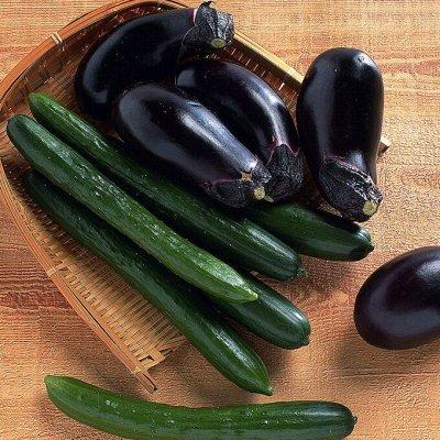 Сад-огород на балконе: семена, почвогрунт, удобрения — Огурцы. Баклажаны — Семена овощей