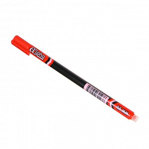 """Ручка гелевая  """"пиши-стирай"""" синяя """"Альфа"""", игольчатый наконечник 0,5 мм, инд. маркировка"""