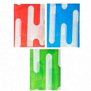 """VETTA Шторка для ванной, ПЕВА, 180x180см, """"Дождь"""", 3 цвета"""