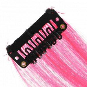 BERIOTTI Цветные пряди волос на гребне, длина 35-40см, ПВХ
