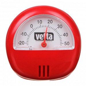 INBLOOM Термометр с магнитом, пластик, 5,7х5,7см, на блистере