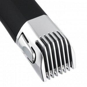 LEBEN Машинка для стрижки волос, 3 Вт, регулируемая насадка, 5 уровней IW-8200
