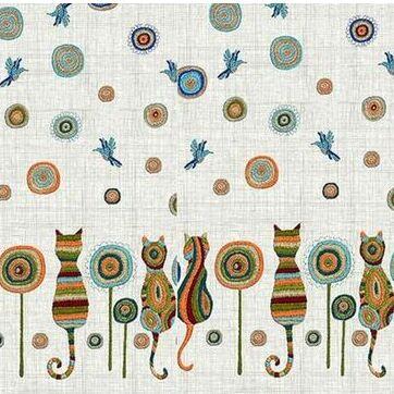 ECOLAN — домашний текстиль, яркие принты! Наматрасники — Полотенца рогожка — Кухонные полотенца