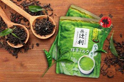 Корея, Япония- лапша, соусы, снеки, доставка 3дня — Новинки! Чай Матча — Продукты питания