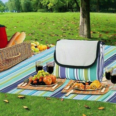 Скоро море, солнце, пляж🌞Надувашки. Кемпинг. Рассрочка  — Коврики для пикника — Туризм и активный отдых