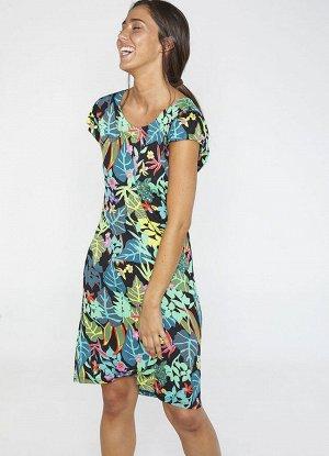 85656 Платье пляжное