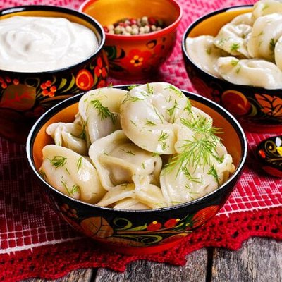 Вкусные и полезные макароны MAKFA — Пельмешки без спешки. Манты — Мясные