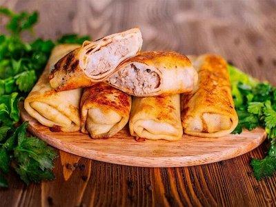Вкусные и полезные макароны MAKFA — Блины (ХИТ!) Очень вкусно!! — Замороженные продукты