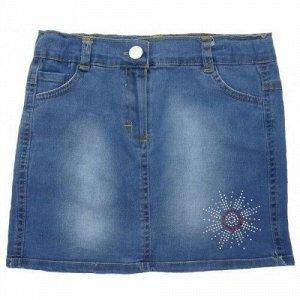 Юбка джинсовая для девочек Mini'a