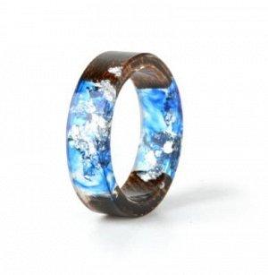 Кольцо из эпоксидной смолы 01