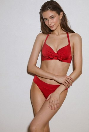 Купальный костюм жен. Akashi красный