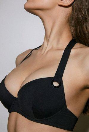 Бюстгальтер купальный жен.T-shirt Blacky черный