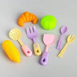 Игровой набор «Мини-кухня», Холодное сердце, цвет МИКС