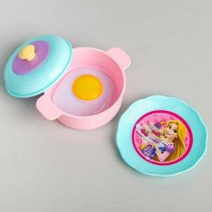 Игровой набор «Мини-кухня», Принцессы, цвет МИКС