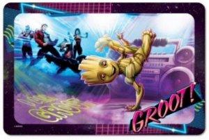 Коврик под миску Marvel Стражи галактики 430*280мм