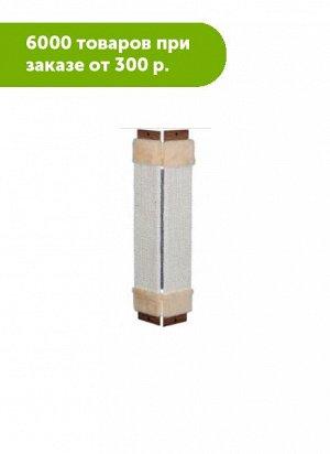 Когтеточка сизалевая узкая угловая, 57х11, Кот Лукас