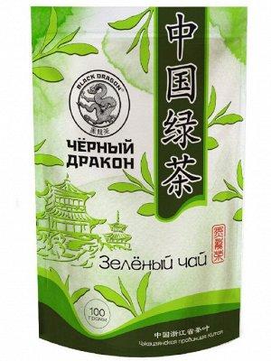 Чай Черный дракон зеленый, 100 гр.