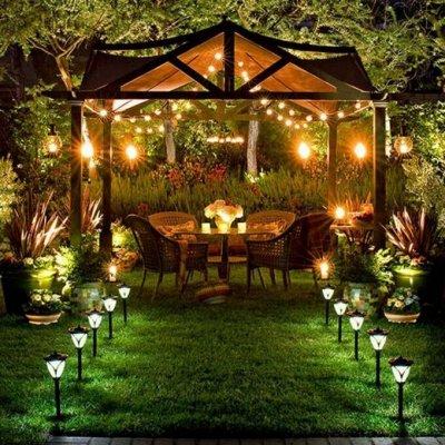 Идеальная хозяюшка❤️Всё что нужно для уборки — Садовое освещение — Инструменты и инвентарь