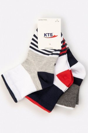 Носки для мальчика 3 пары Kts